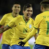 Victorias de Brasil, Alemania y Colombia en amistosos de fecha FIFA
