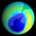 """Agujero en la capa de ozono """"se estanca"""" por calentamiento global o menos cloro"""