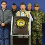 Colombia suspende negociación de paz: las FARC secuestraron general del Ejército