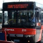 Se levantaría el paro general de transporte del jueves tras acuerdo entre trabajadores y empresa Copsa