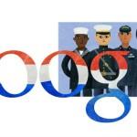 Doodle de Google en Día de los Veteranos: los homenajeados con mayor olvido oficial