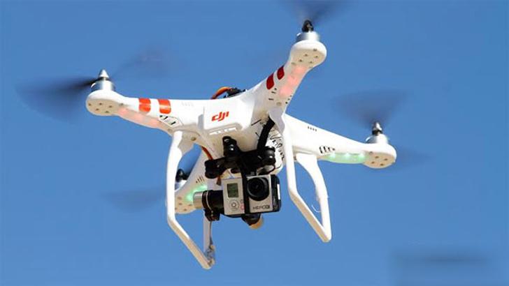 Drones, aviones y helicópteros patrullarán la costa