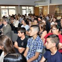 El MEC celebró junto a niños y jóvenes el Día Mundial de la Ciencia para la Paz y el Desarrollo.