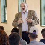 Jóvenes estudiantes de CECAP de todo el país dialogaron con el subsecretario Óscar Gómez