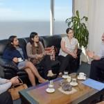 Uruguay y Colombia trabajan temas vinculados a la educación de calidad