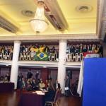 El Parlamento Juvenil del Mercosur presentó en Montevideo su Declaración en base a seis ejes temáticos