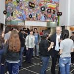Profesores de inglés del Liceo Nº 1 proponen actividad lúdico recreativa para enseñar el idioma