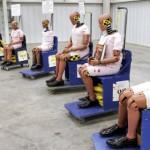 """Aumentan peso de los """"dummies"""" para dar seguridad efectiva en los automóviles"""