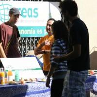 Este lunes y durante toda la semana se realiza la 4ª feria de economía solidaria