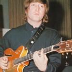 Subastarán guitarra de John Lennon por la que esperan superar los US$600.000