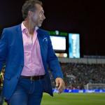 """DT uruguayo Matosas deja al mexicano León tras tres años """"maravillosos"""""""