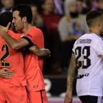 Con Suárez de titular, Barcelona ganó en la hora y continúa como escolta de Real Madrid