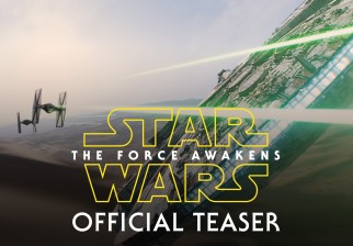 "Se presenta el primer trailer oficial de ""Star Wars VII: The Force Awakens"""