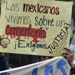 Alcalde de Iguala sin respuestas a destino de estudiantes desaparecidos y México se moviliza