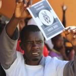 En Namibia celebran las primeras elecciones electrónicas del continente
