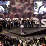 """Cae bipartidismo del PSOE y el PP y """"Podemos"""" alcanza el mayor """"voto directo"""""""