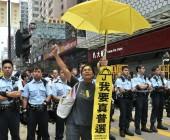 Derriban últimas barricadas de protesta pro-democrática y detienen líderes estudiantiles