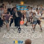INAU lanza el Primer Ciclo Nacional de Cine por los Derechos de Niñas, Niños y Adolescentes