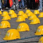 Nuevo paro del SUNCA por muerte de trabajador soldador en Montevideo