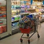 Inflación a la baja. En en octubre se ubicó en 8,11%