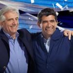 Tabaré Vázquez y Raúl Sendic definieron agenda de actividades entre el 7 y el 27 de octubre de cara al balotaje