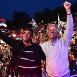 Tabaré Vázquez y Raúl Sendic resultarían electos en el balotaje con el 52% de los votos