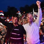 Tabaré Vázquez resultaría electo presidente con el 53% de los votos contra 38% de Lacalle Pou