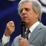 Tabaré Vázquez propone amplio debate social para tener las mejores leyes contra la violencia ciudadana