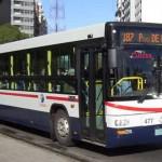 Habrá cámaras de seguridad y botón de pánico en todas las unidades del transporte urbano de pasajeros