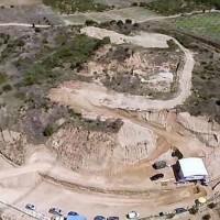 Descubren complejo laberinto de túneles y tumbas de la época de Alejandro Magno
