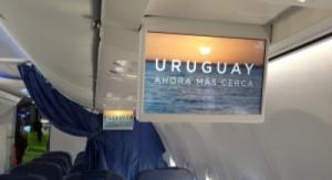 Aerolíneas Latam y Amaszonas promocionan a Uruguay entre sus destinos turísticos