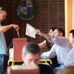"""Partidos destacan madurez política en una campaña """"sin demasiado vigor"""""""
