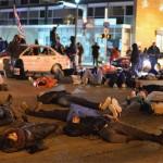 Marchas por otra absolución de un policía blanco que mata afrodescendiente desarmado