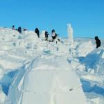 """Cumbre del Clima: Cambios climáticos son por """"más terremotos"""" dicen los pueblos esquimales"""