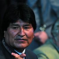 Morales criticó a Estados Unidos por injerencia en otros países