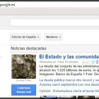 Google News cierra sus servicios en España el martes próximo pero ello no afectará al buscador