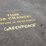 Perú rechaza disculpas de Greenpeace y la enjuicia por dañar las líneas de Nazca