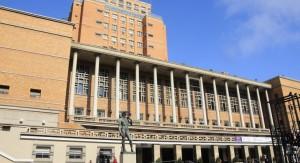 Intendencia de Montevideo recibe donación de equipos para rehabilitación de personas con discapacidad