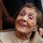 Murió primera actriz en ganar premios Oscar consecutivos