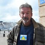 """Marsella obliga a los """"sin techo"""" llevar un triángulo amarillo similar al de los judíos en la II Guerra"""