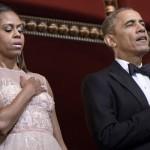 El amor de Barack y Michelle Obama en una película que busca arrasar taquillas
