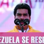 Maduro criticó fuertemente proyecto de ley de EEUU