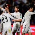 Real Madrid derrotó 4-0 a Cruz Azul y se clasificó a la final del Mundial de Clubes