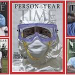"""""""Los luchadores contra el ébola"""" son para la revista Time, los """"Personajes del año 2014"""""""