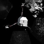 Primer análisis de la sonda Philae muestra que el agua y la vida no vinieron en los cometas