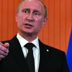 Última moda en Rusia: el anillo de Putin