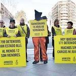 Amnistía Internacional celebra decisión de Uruguay de aceptar, por razones humanitarias, a ex presos de Guantánamo