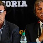 Peñarol: Atijas anunció su apoyo a la lista 12 de Welker y propuso a los hermanos Barros Schelotto como entrenadores