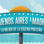 Actores argentinos participan de espectáculos en Madrid