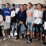Firman acuerdo institucional de educación para los jóvenes de Colonia Berro